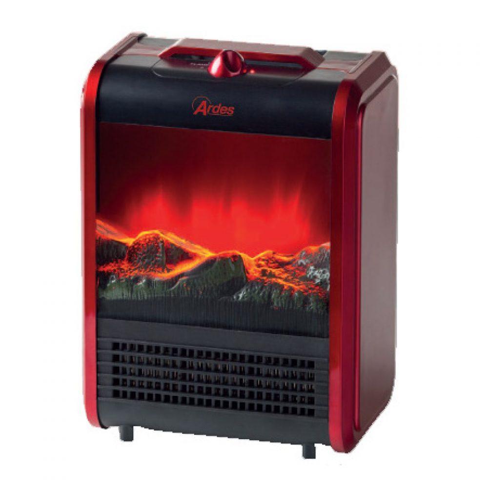 Ardes Morpheo 411.Ar349 Camino Mini Electric Fire Ardes