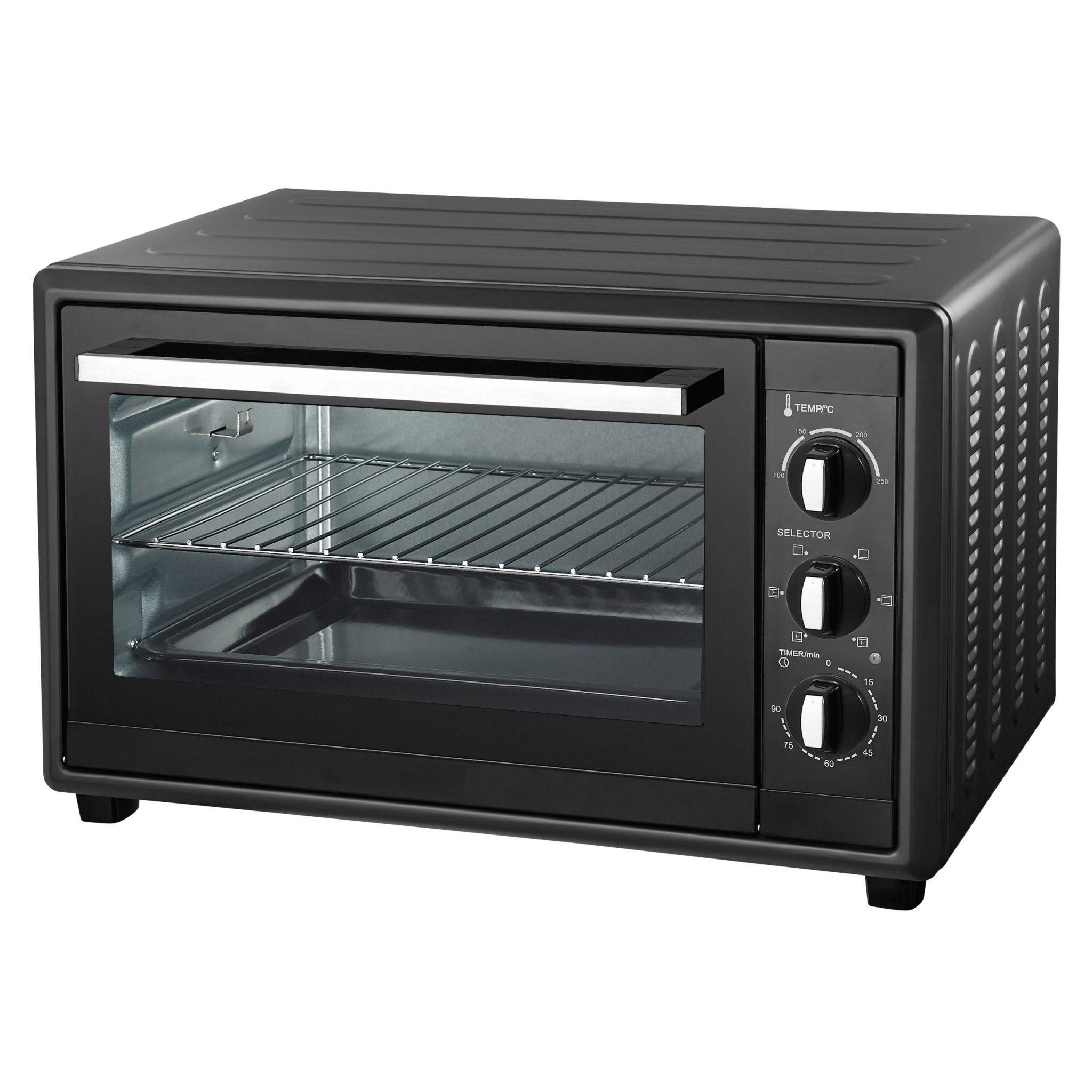 Ar6220b forno elettrico ventilato gustavo 20 l nero ardes for Fornello elettrico ikea
